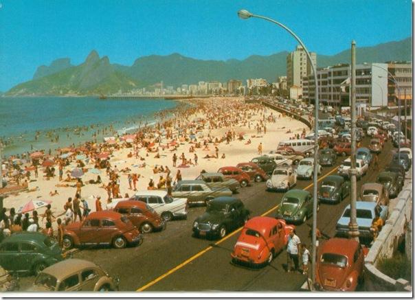 Fotos antigas do Rio de Janeiro