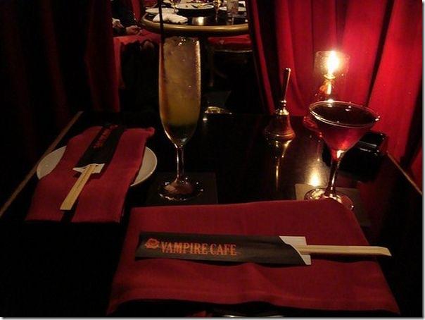 Vampiro Café em Tóquio (1)