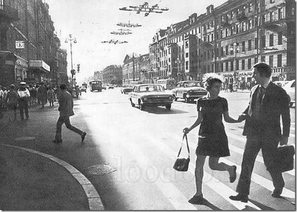 Fotos do passado das pessoas na URSS (3)