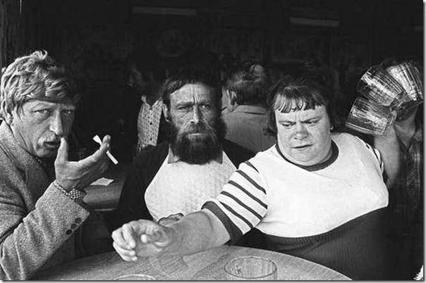 Fotos do passado das pessoas na URSS