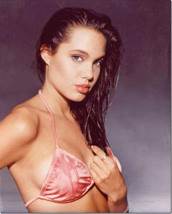A jovem Angelina Jolie (11)