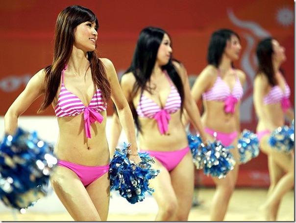 Cheerleaders dos jogos asiaticos (4)