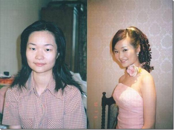 Garotas antes e depios da maquiagem (19)
