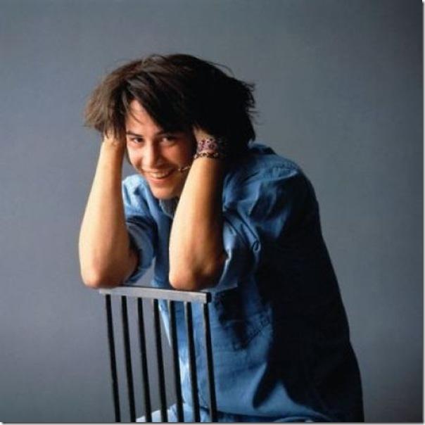 Fotos estranhas de Keanu Reeves (3)