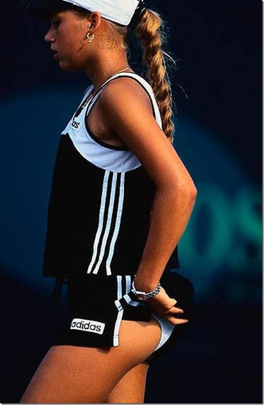 As melhores bundas no tênis (5)