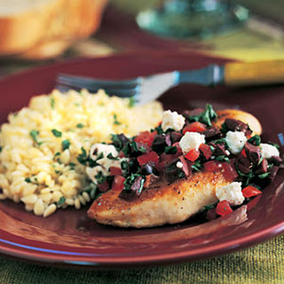 Kalamata-Feta Chicken