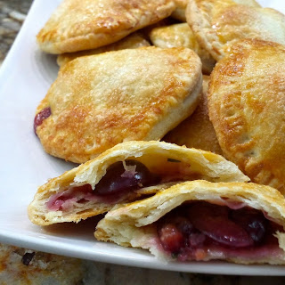 Mini Cherry Pies w/ French Tarragon