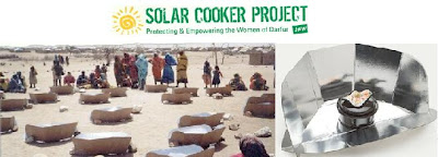 Solar Cooker Project Banner