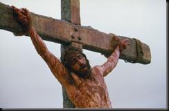 Cristo na Cruz imagem do filme