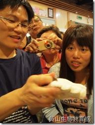 台北市蝙蝠保育學會研究員 徐昭龍老師帶大家認識蝙蝠