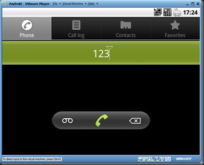 Android op VMWare