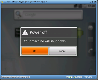 Android Power Off