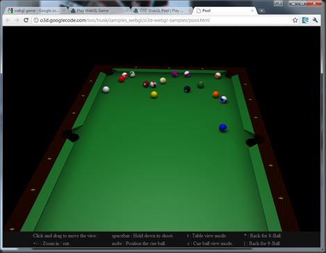 O3D pool