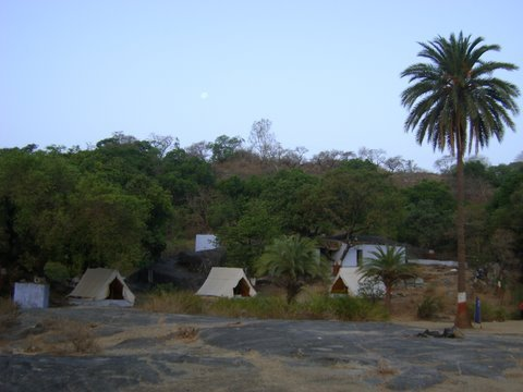 My Rocking Adventure Camp at Mount Abu