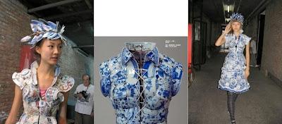 li%20xiaofeng [amazing]Baju Yang Terbuat Dari Batu Keramik Porselin