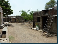 Village housing near Usmanabad