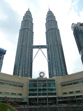 Petronas 'Twin' Towers
