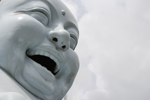 desktop HD wallpapers: Laughing Buddha Wallpapers Buddhism ...