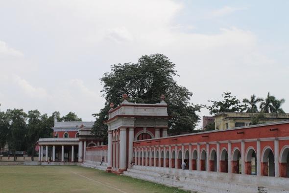 Corridors of Patna University