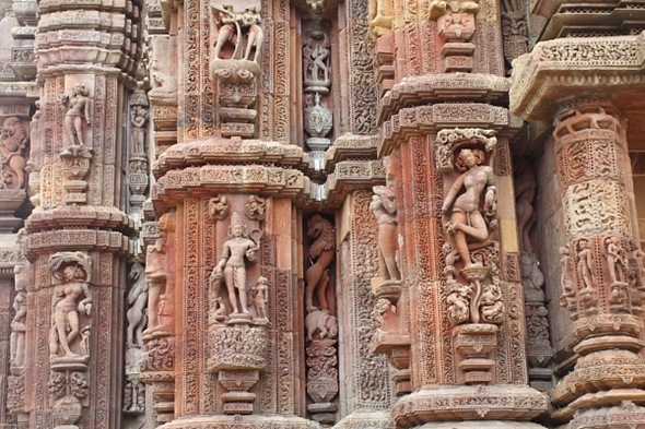 Carvings and Sculptures of the Kalinga times