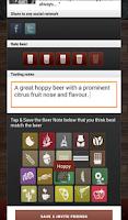 Screenshot of Perfect Pint