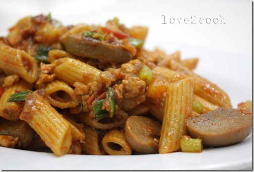 penne pasta spicystir2
