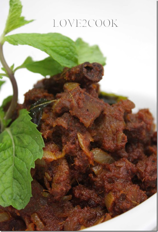mutton poriyal3