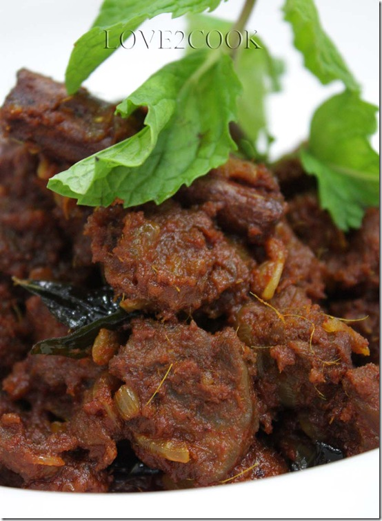 mutton poriyal2