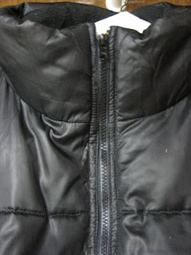 coat zipper