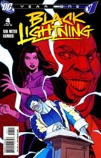 Black Lightning Year One 4