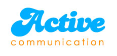 Logo for Active Communication (Event Organizer)