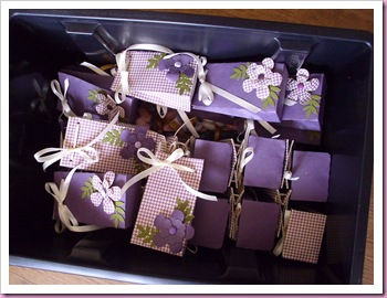 Wedding Favors ready to go
