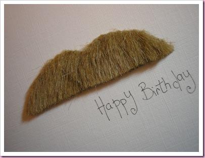 Colins Moustache