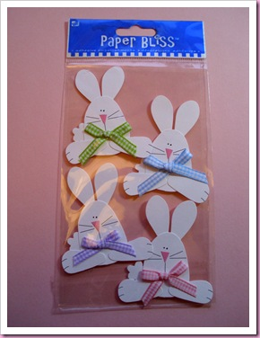 Paper Bliss Bunnies