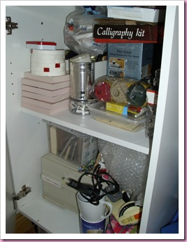 altered art cupboard