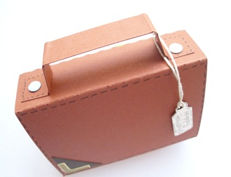 MATCHBOX SUITCASE
