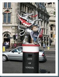 Monkey in London