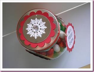 Jingle Beans Jar