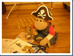 Pirate Monkey 2
