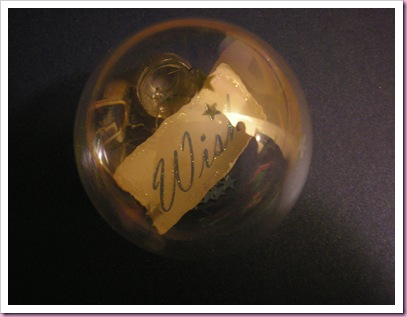 wish bauble