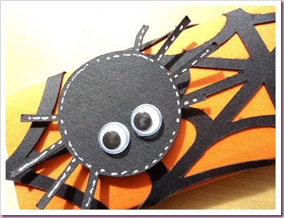 Halloween Spiders Web Chocolate bar 3