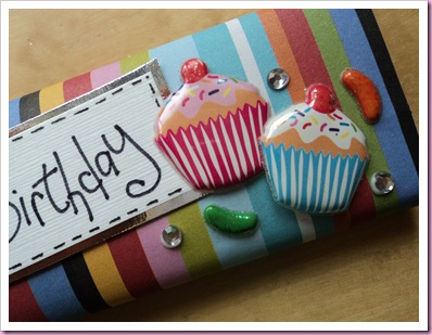Birthday Chocolate bar (2)