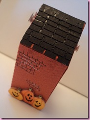 Halloween haunted House Box 4