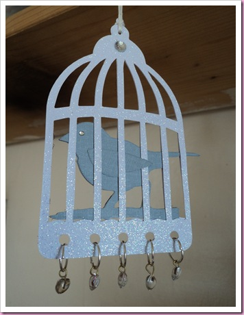 Tim Holtz Bird cage