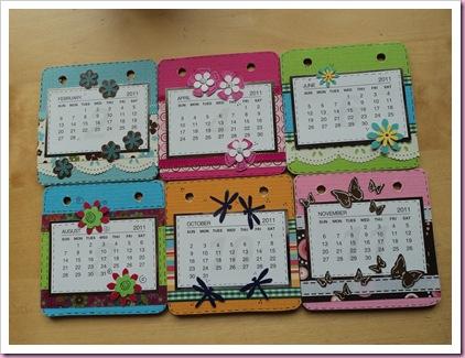 Coaster calendar 2