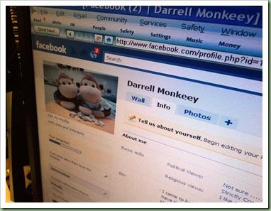 Darrell on Facebook 1
