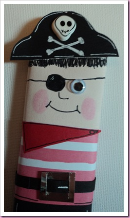 Chocolate Bar Pirate 2
