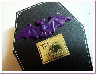 Halloween Sweetie Coffin Box