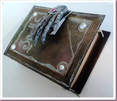 Book of Spells Box