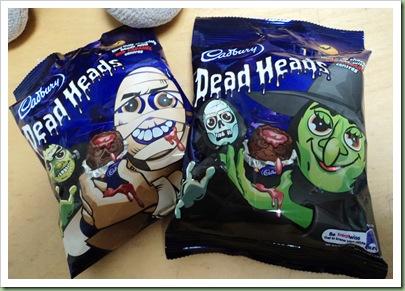 Cadbury Dead Heads